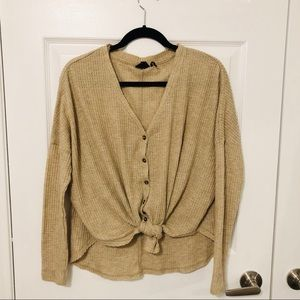 Urban Outfitters Out from Under Sweater Cardigan